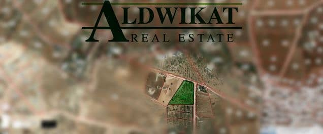 Residential Land for Sale in Jerash - Photo
