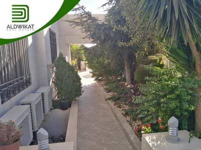 11 Bedroom Villa for Sale in Dabouq, Amman - فيلا مستقلة جميلة للبيع - دابوق الحمارية مساحة البناء 1000 م مساحة الارض 764 م على شارعين