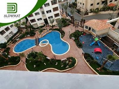 4 Bedroom Flat for Sale in Dair Ghbar, Amman - شقة طابق اول ضمن كومباوند بتشطيبات فاخرة للبيع في عمان - دير غبار بمساحة 240 م