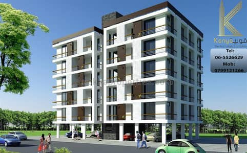 Residential Building for Sale in Mqabalain, Amman - Photo