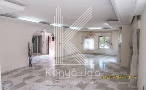 فیلا 5 غرف نوم للايجار في الصويفية، عمان - Photo