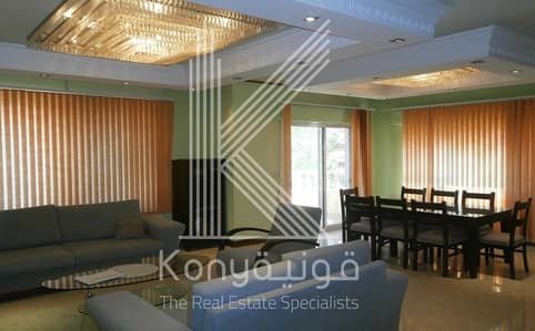 2 Bedroom Flat for Rent in Shmeisani, Amman - Photo