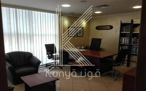 2 Bedroom Office for Rent in Gardens, Amman - Photo