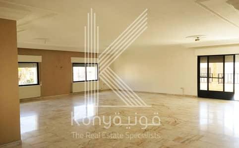 4 Bedroom Flat for Rent in Rabyeh, Amman - Photo