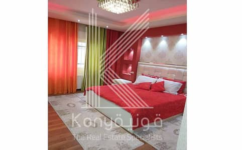 3 Bedroom Flat for Sale in Khalda, Amman - Photo