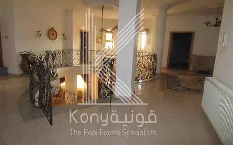 6 Bedroom Villa for Rent in Al Kursi, Amman - Photo