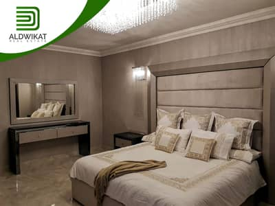 5 Bedroom Flat for Sale in Dair Ghbar, Amman - Furnished Apartment For Sale