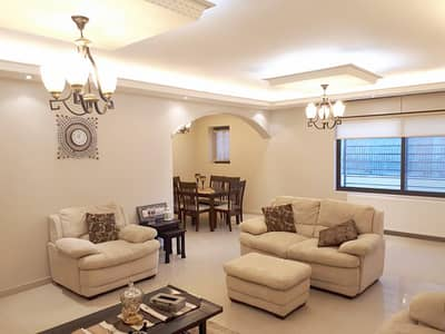 2 Bedroom Flat for Rent in Abdun, Amman - Apartment ( Furnished) For Rent In Abdoun