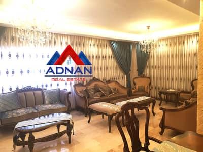شقة 4 غرف نوم للايجار في الرابية، عمان - شقه طابقيه مفروشه مميزة