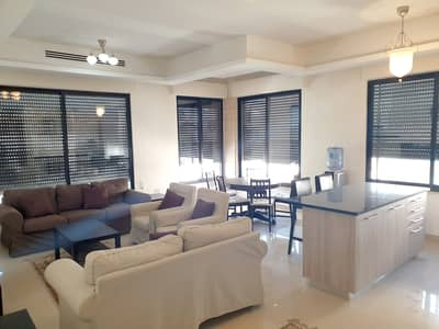 2 Bedroom Apartment for Rent in Al Swaifyeh, Amman - Fully Furnished Apartment For Rent Al-Swafia