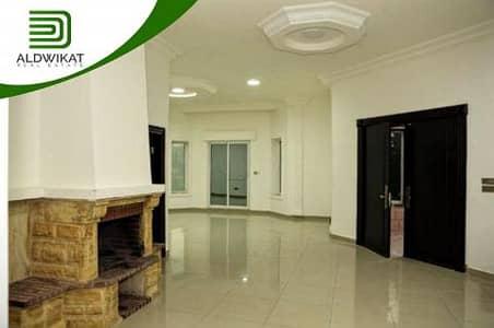 فیلا 4 غرف نوم للايجار في أم السماق، عمان - فيلا مستقلة نصف فرش للايجار في ام السماق , مساحة الارض 800 م - مساحة البناء 450 م
