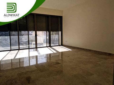 شقة ارضية مميزة للايجار في عمان - الدوار الرابع بمساحة 170 م