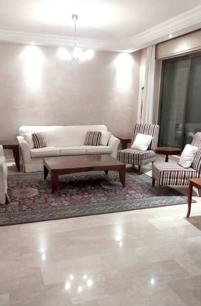 4 Bedroom Apartment for Rent in Al Swaifyeh, Amman - For Rent 4 Bedroom Apartment In Al-Swafaia 2nd Floor , 260 m2 , Price yearly 18K JD