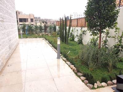 3 Bedroom Flat for Sale in Tela Al Ali, Amman - للبيع شقه جديدة مع حديقة كبيرة للبيع في تلاع العلي