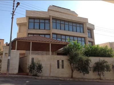 فیلا 6 غرف نوم للبيع في الرابية، عمان - Photo