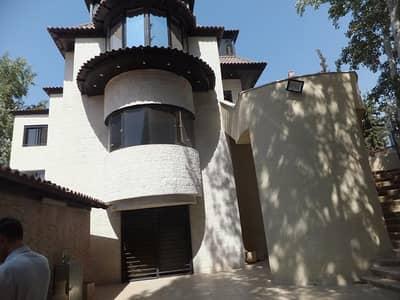 7 Bedroom Villa for Rent in Dair Ghbar, Amman - Photo