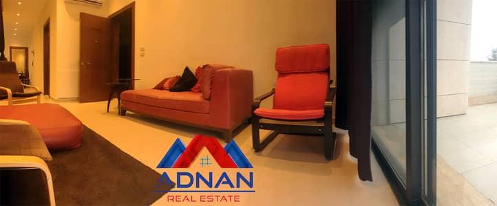 شقة 1 غرفة نوم للايجار في عبدون، عمان - رووف ( استديو ) مع ترس مفروش في ارقى مناطق عبدون للإيجار