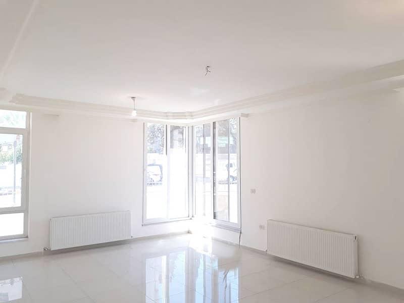 شقة طابقية فارغة للإيجار في الرابية