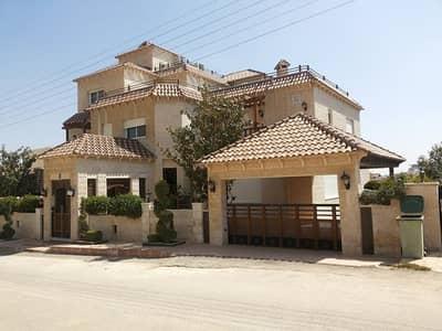 7 Bedroom Villa for Rent in Khalda, Amman - Photo