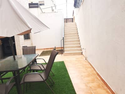 2 Bedroom Flat for Rent in Al Swaifyeh, Amman - Luxury Apartment Fully Furnished For Rent ,  In Al-Swafia with Garden and Privacy Parking