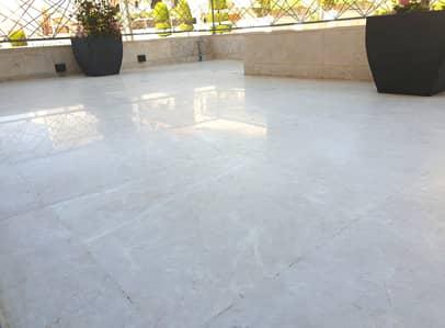 فلیٹ 4 غرف نوم للبيع في عبدون، عمان - شقه ارضيه دوبلكس مع حديقه في عبدون 4 نوم ماستر