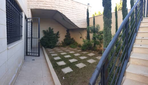 2 Bedroom Apartment for Rent in Abdun, Amman - Luxury Apartment New Fully Furnished with Garden In Abdoun For Rent 2 bedroom, Yearly 12500 JD