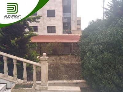 فیلا 6 غرف نوم للبيع في خلدا، عمان - فيلا مستقلة للبيع في الاردن - عمان - خلدا مساحة البناء 735 م مساحة الارض 980 م