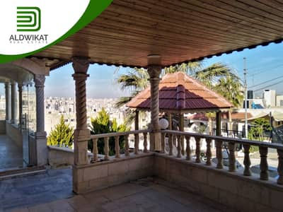 4 Bedroom Villa for Rent in Al Jubaiha, Amman - 630 sqm  furnished villa for sale in Jubaiha