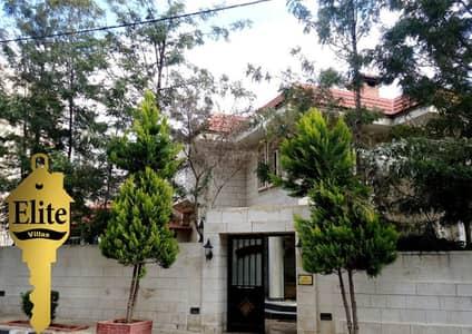 8 Bedroom Villa for Sale in Rabyeh, Amman - Photo
