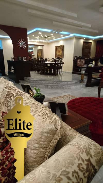 فیلا 10 غرف نوم للبيع في الجبيهة، عمان - Photo