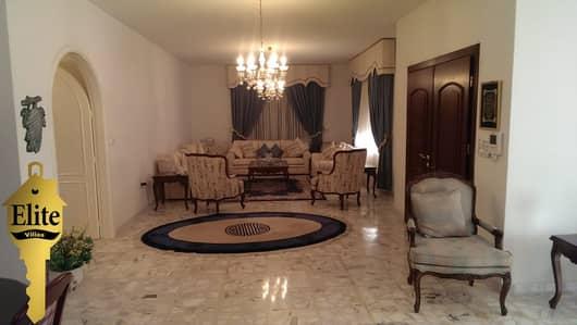 4 Bedroom Villa for Sale in Al Ameer Rashed District, Amman - Photo