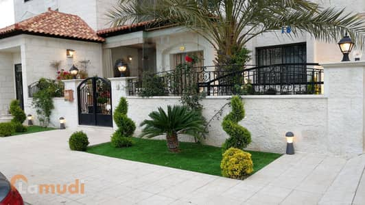 4 Bedroom Villa for Rent in Al Kursi, Amman - Photo