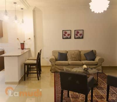 فلیٹ 2 غرفة نوم للايجار في العبدلي، عمان - Image 0