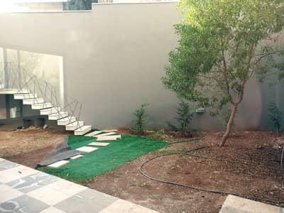 فلیٹ 3 غرف نوم للايجار في عبدون، عمان - شقه مع حديقه جديده للإيجار فارغ او مفروش في عبدون