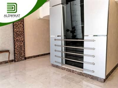 فلیٹ 5 غرف نوم للبيع في أم السماق، عمان - شقة فاخرة مفروشة للبيع في اجمل مناطق ام السماق مساحة البناء 341 م