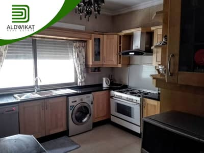 3 Bedroom Flat for Sale in Al Jubaiha, Amman - شقة ارضية مميزة للبيع في الجبيهة , مساحة البناء 172 م - مساحة الترس 40 م