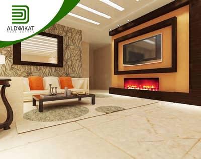 5 Bedroom Villa for Sale in Abdun, Amman - فيلا متلاصقة للبيع في الاردن - عمان - عبدون مساحة البناء 550 م مساحة الارض 370 م