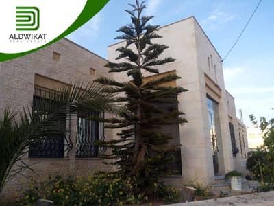 4 Bedroom Villa for Sale in Dahyet Al Rasheed, Amman - فيلا مستقلة مميزة للبيع في عمان - ضاحية الرشيد , مساحة البناء 665 م - مساحة الارض 510 م
