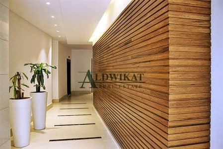 فلیٹ 3 غرف نوم للبيع في دابوق، عمان - شقة أرضية للبيع في دابوق مساحة البناء 245 م مساحة الترس 80م جديده لم تسكن