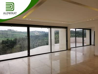 3 Bedroom Flat for Rent in Dabouq, Amman - Distinctive Roof For Rent In Dabouq | 250 sqm
