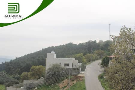 Residential Land for Sale in Dabouq, Amman - A 3333sqm residential land for sale in Dabouq