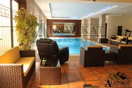 4 Bedroom Villa for Sale in Shafa Badran, Amman - فيلا مستقلة للبيع في اجمل مناطق شفا بدران بمساحة بناء 1050 م