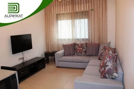 شقة 1 غرفة نوم للبيع في الصويفية، عمان - شقة مفروشة طابق ثالث للبيع في الاردن - عمان - الصويفية مساحة البناء 47 م
