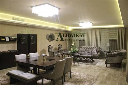 فلیٹ 4 غرف نوم للبيع في الصويفية، عمان - شقة طابقية 325 متر طابق ثاني للبيع في الصويفية
