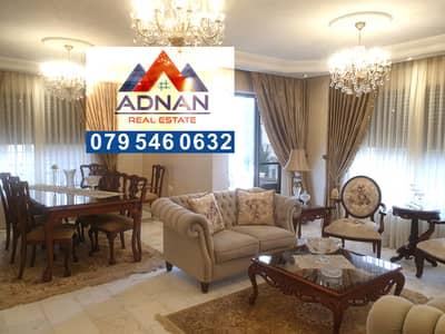 فلیٹ 3 غرف نوم للبيع في خلدا، عمان - شقة طابق أول للبيع في خلدا بمساحة 200 متر مربع