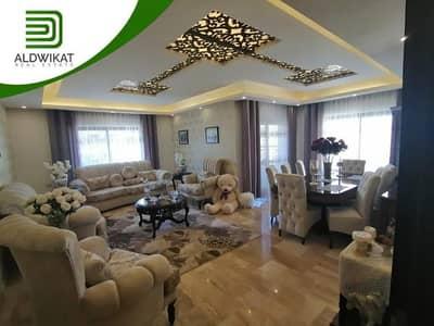فلیٹ 4 غرف نوم للبيع في تلاع العلي، عمان - شقة طابق ثالث مع روف للبيع في  تلاع العلي مساحة البناء 252 م مساحة الترس 50 م