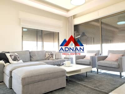 3 Bedroom Apartment for Rent in Abdun, Amman - Luxury Apartment New Fully Furnished For Rent In Abdoun 3 bedroom
