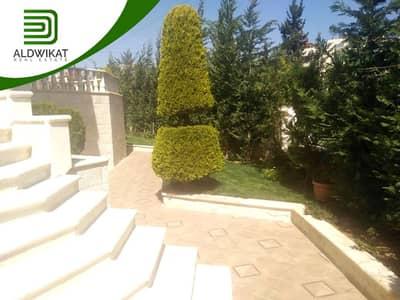 4 Bedroom Villa for Sale in Khalda, Amman - Villa for sale with a luxury finishing in Khalda