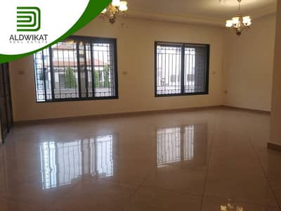 شقة 3 غرف نوم للبيع في ضاحية الامير راشد، عمان - شقة ارضية للايجار في ضاحية الامير راشد مساحة البناء 240 م