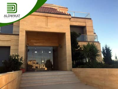 2 Bedroom Villa for Sale in Al Thahir, Amman - فيلا مستقلة للبيع في الظهير مساحة البناء 1600 م مساحة الارض 1300 م